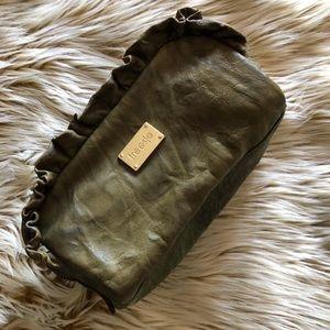 Treesje leather mini bag New.